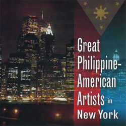 Great Philippine-American Artists in New York CD (2000)